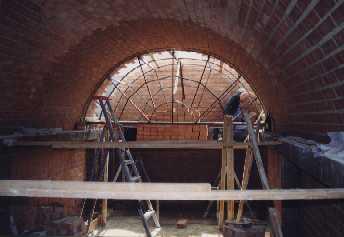 Weinkeller gewölbe bauen  Strasser-World - Weinkeller